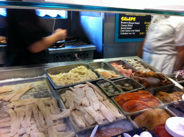 Buster s sea cove st lawrence market 93 front street for Lawrence fish market menu
