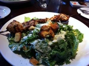 green eggplant salad