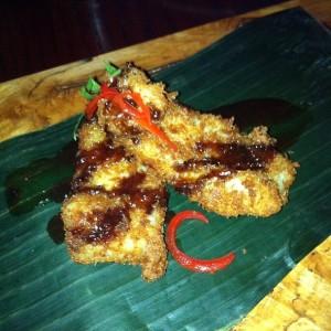 sabai crispy fish