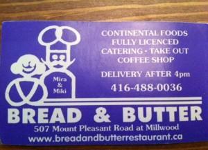 BB Business Card
