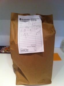 Su Good Takeout Bag