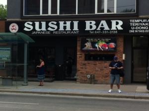 sushi sign