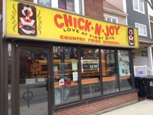 chickenjoysign