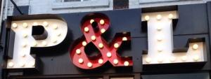 P&L Sign