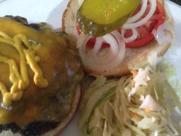 Detroit Burger