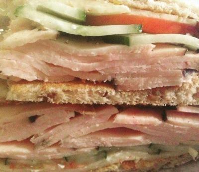 cannonball sandwich